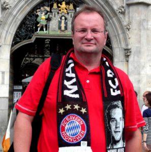 1. Vorsitzender - Andreas Stricker